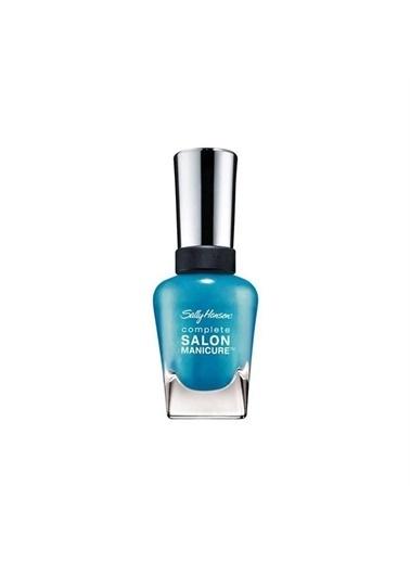 Complete Salon Manicure Oje - Calypso Blue No:440 14.7ml-Sally Hansen
